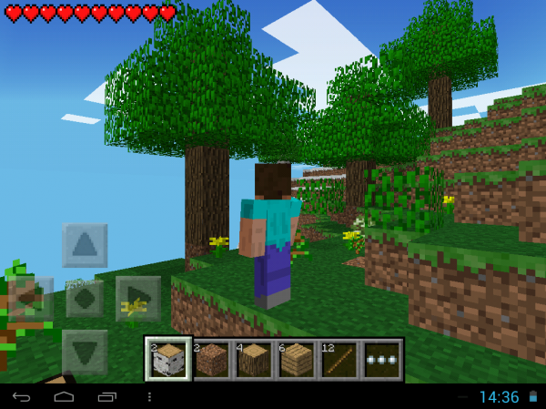 minecraft � pocket edition alpha v 061 android 23
