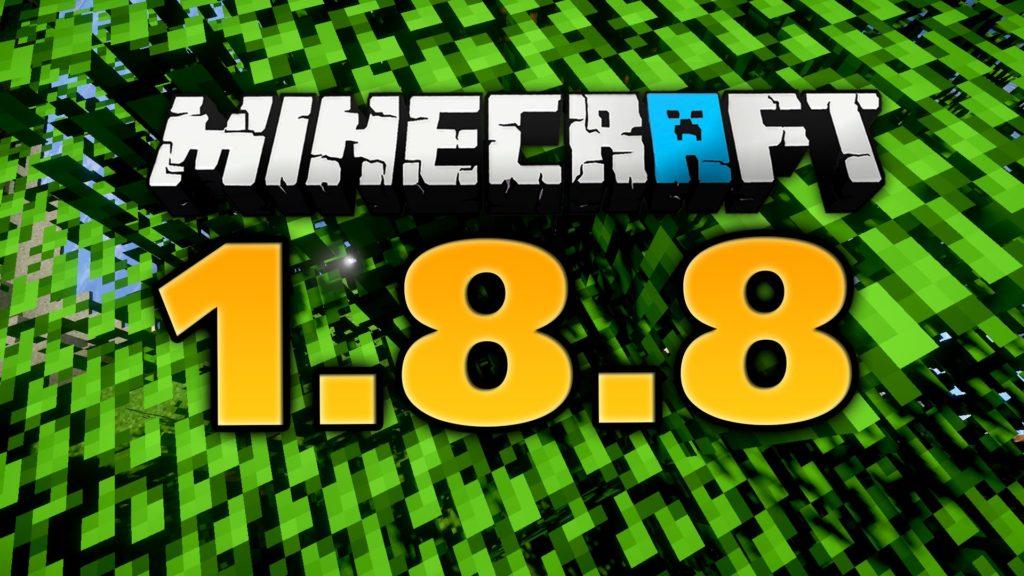 скачать игру minecraft 1 8 8